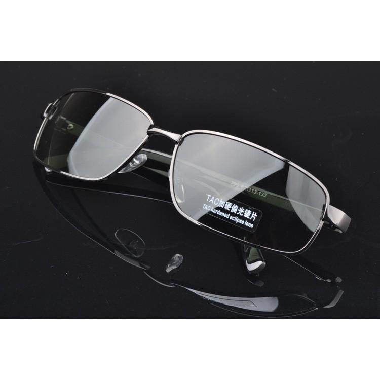 b10c1fcdcd6 2018 Myopia Polarized Sunglasses Rectangle Frame short sight lenses -1 to -6