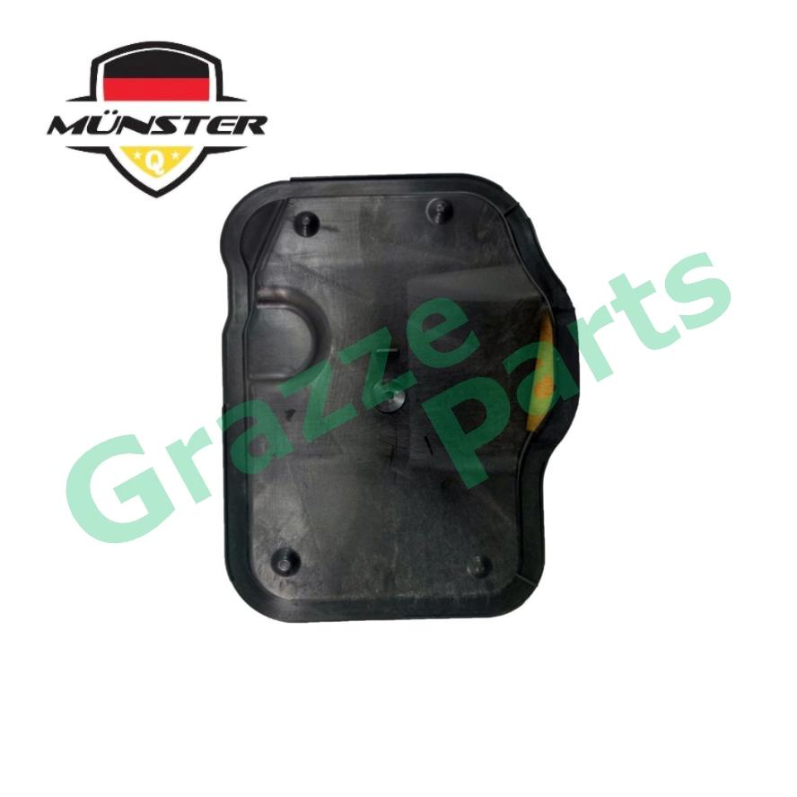 Münster Auto / AT / Automatic Transmission Filter Set Proton CVT Saga BLM FLX Gen 2 Gen2 Exora Preve Iriz (Gasket Metal)