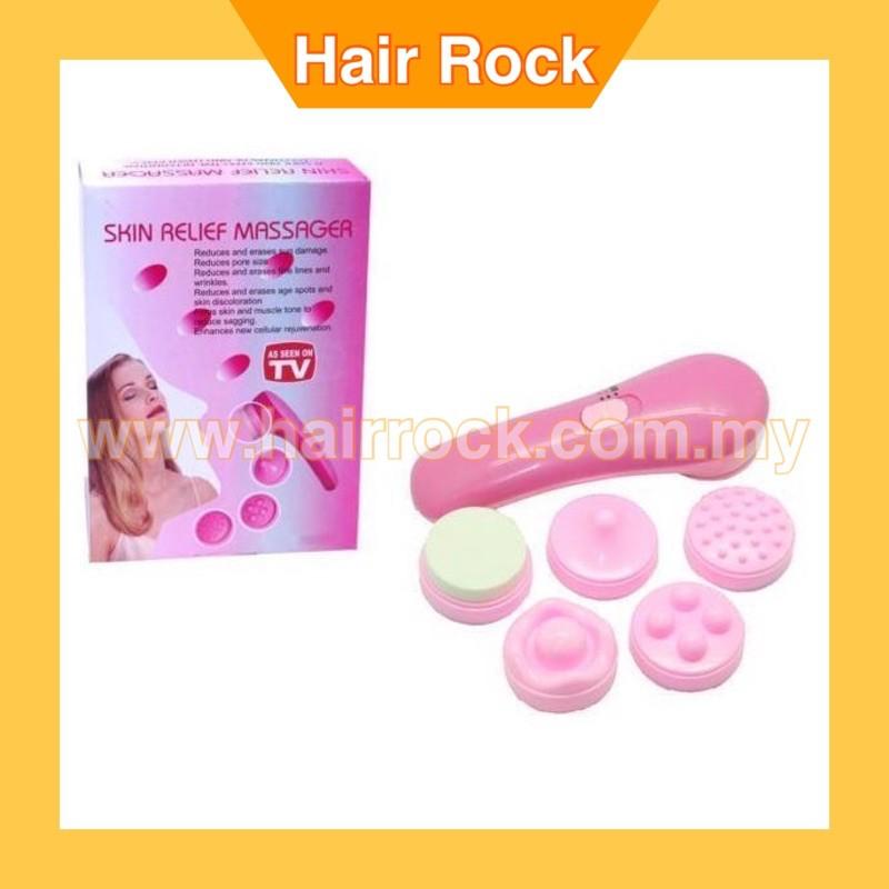 5-in-1 Skin Relief Massager