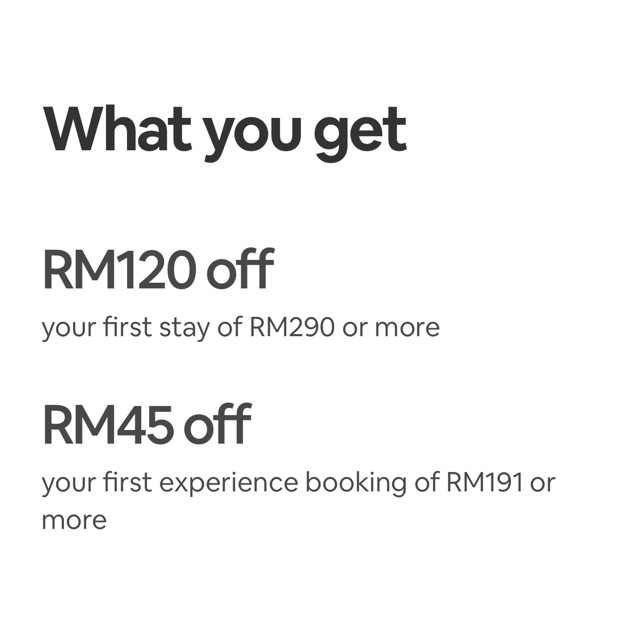 Airbnb Rm165 Off Voucher Shopee Malaysia