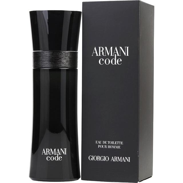 Giorgio Armani Armani Code Satin For Women Eau De Parfum 75ml