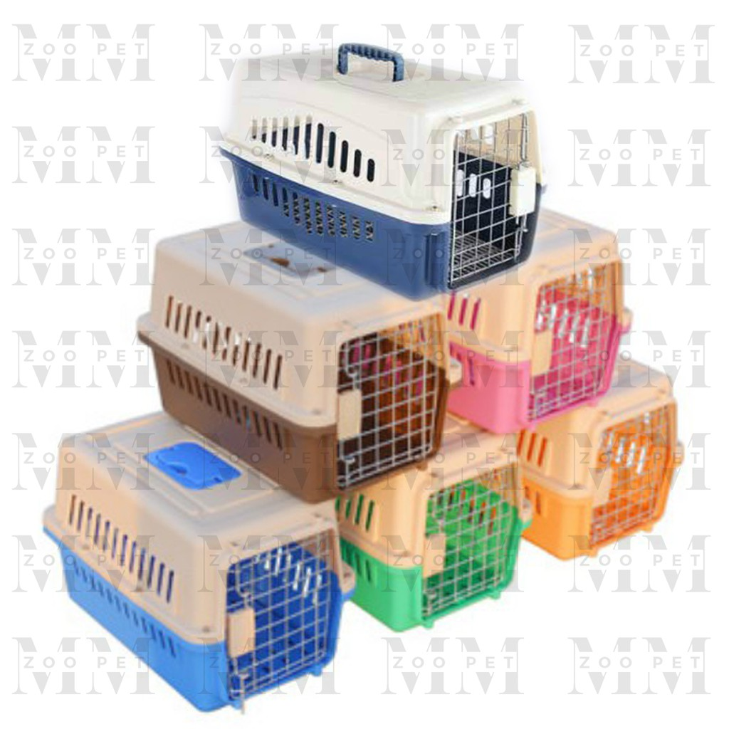 Pet Carrier / Cat Cage / Dog Cage / Kucing Sangkar / Anjing Sangkar