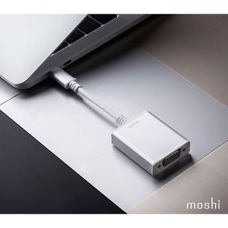 TW Collection]❤Moshi❤Moshi Mini Displayport To Vga Adapter