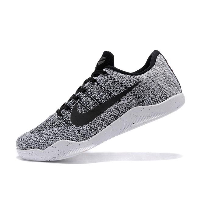 cinta robo Ostentoso  2020 Nike Kobe 11 Elite Oreo White/Black 822675-100 | Shopee Malaysia
