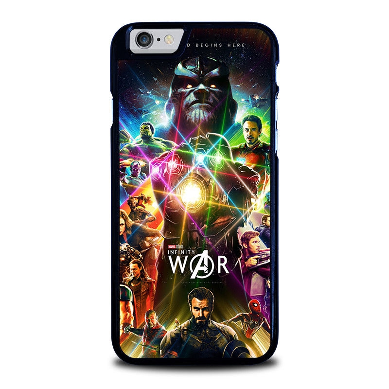 new styles 76402 eeadf AVENGERS INFINITY WAR Phone Case for IPhone Case
