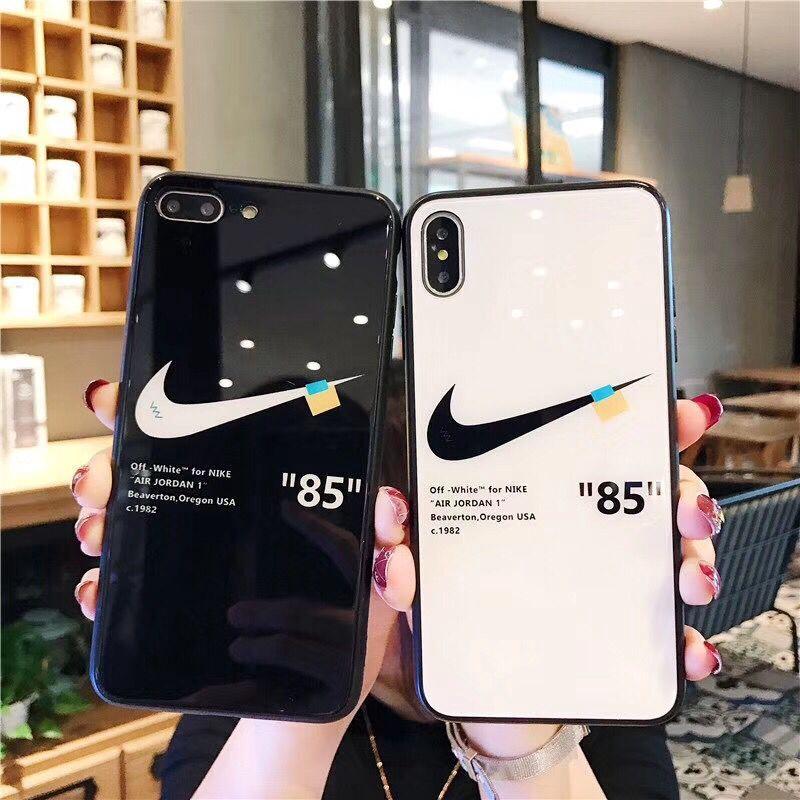 Murmullo Dormitorio cable  Vivo Y91C Nike 85 Glass Phone Case | Shopee Malaysia