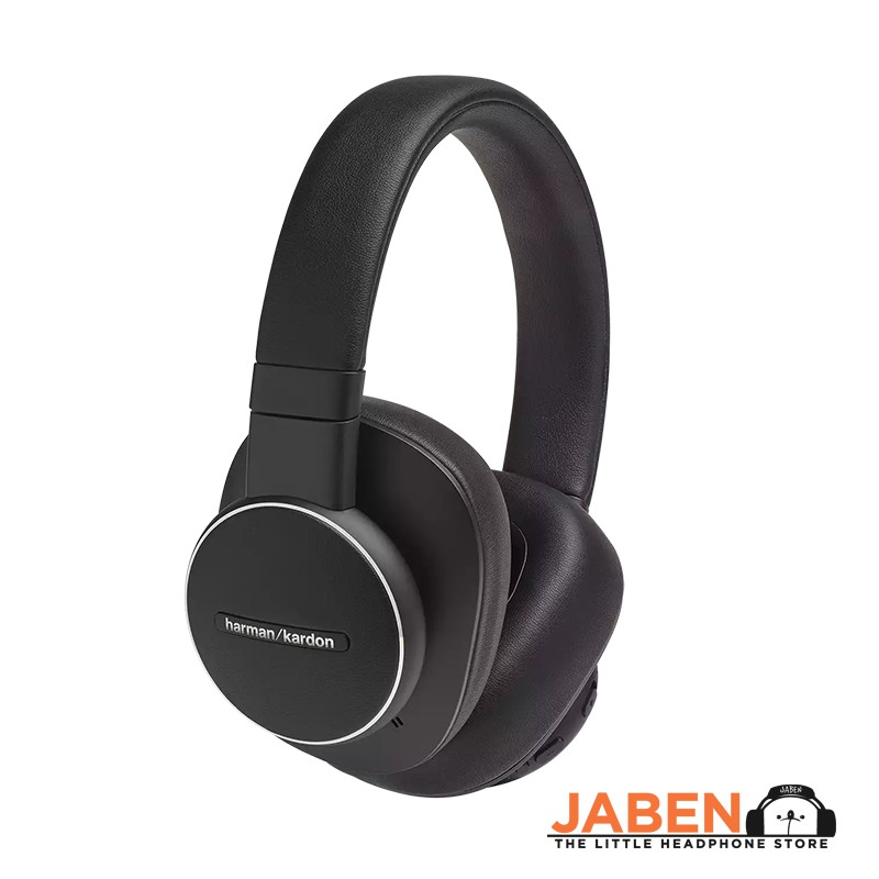 Harman Kardon Fly ANC Premium Active Noise Cancelling Fast Charge Over-Ear Headphones [Jaben]
