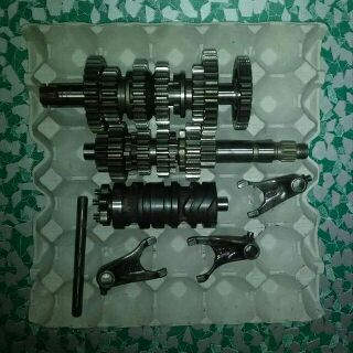 Original Parts Yamaha YZF-R15 v1 Gearbox 6 Speed | Shopee