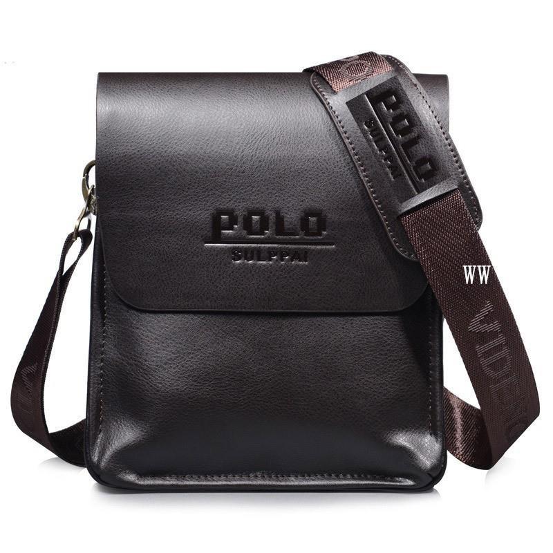 09c5527fdd SWISS POLO SLING BAG-BLACK(SVC 9824-2)