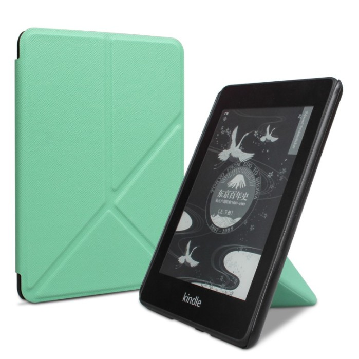 Multi Fold Case Kindle Paperwhite 4 / All-new 10th generation Smart PU Leather Protective Cover (Type 2)