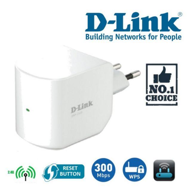 D-Link DAP-1320 WiFi Wireless Repeater Booster Range Extender