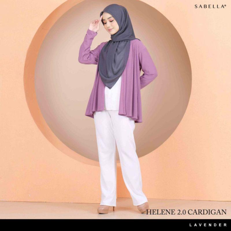 Sabella Helene Cardigan Size 1 dan 2 (Ready stock)