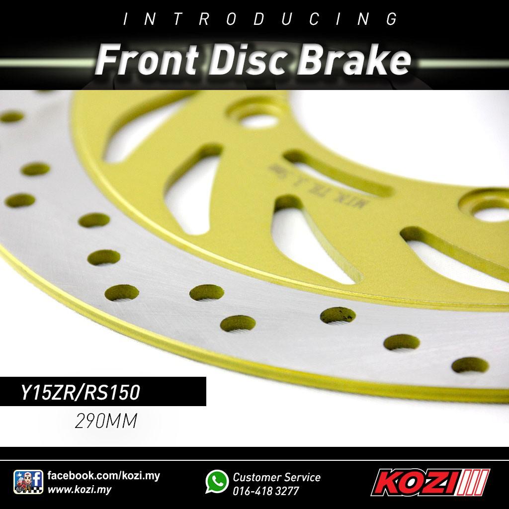 KOZI Front Disc Brake 290mm for Y15ZR RS150