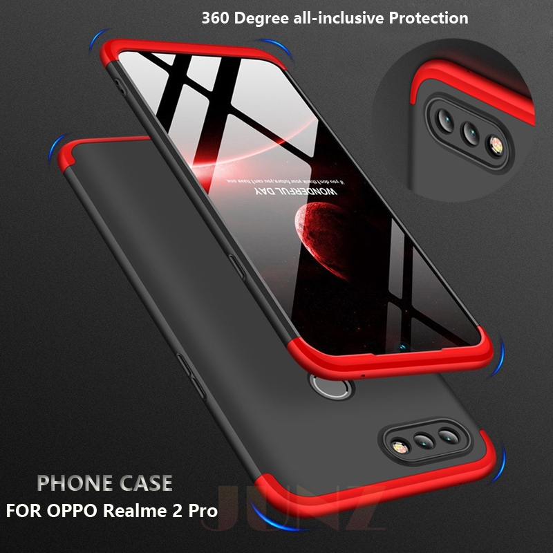 cheap for discount ae538 2420d Case OPPO Realme 2 Pro realme 2 pro Case 360° Full Protection Cover