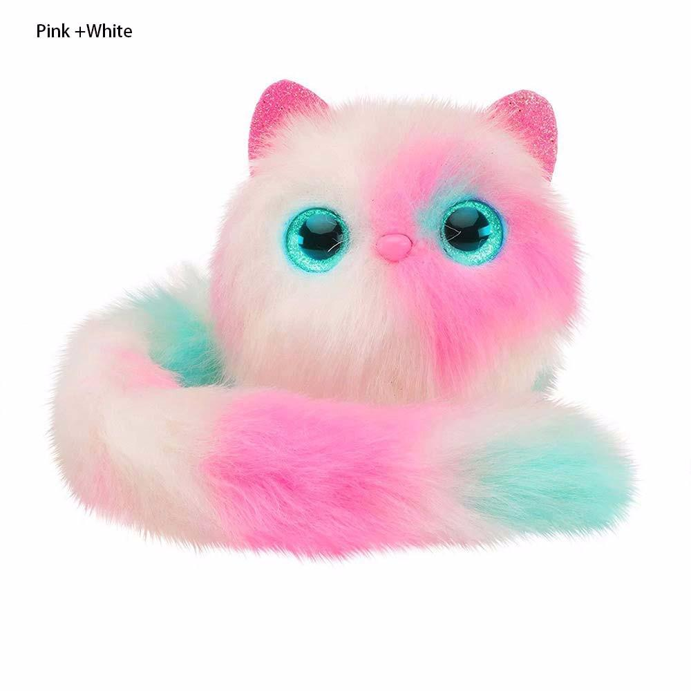 e740e66ee442 Cute Pomsies Cat Plush Toy Unicorn Lovely Stuffed Doll For Childrens |  Shopee Malaysia
