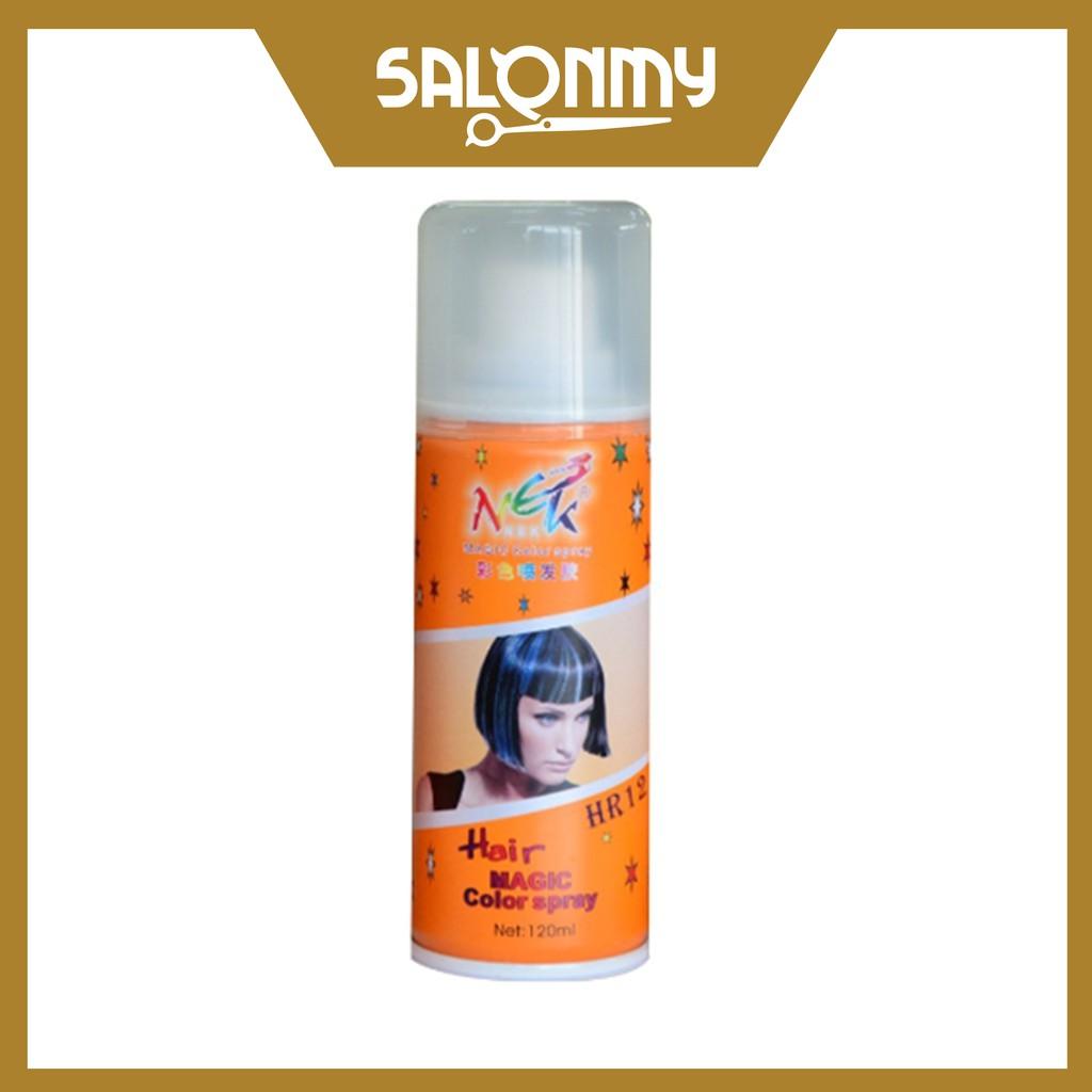 NEKPro Hair Color Spray 120ml