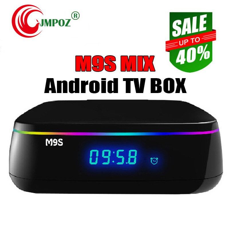 [Fast and Stable Running] M9S MIX Amlogic S912 Octa core 2G/16G BT4 0  2 4G/5 8G 4K Smart IPTV Media Player