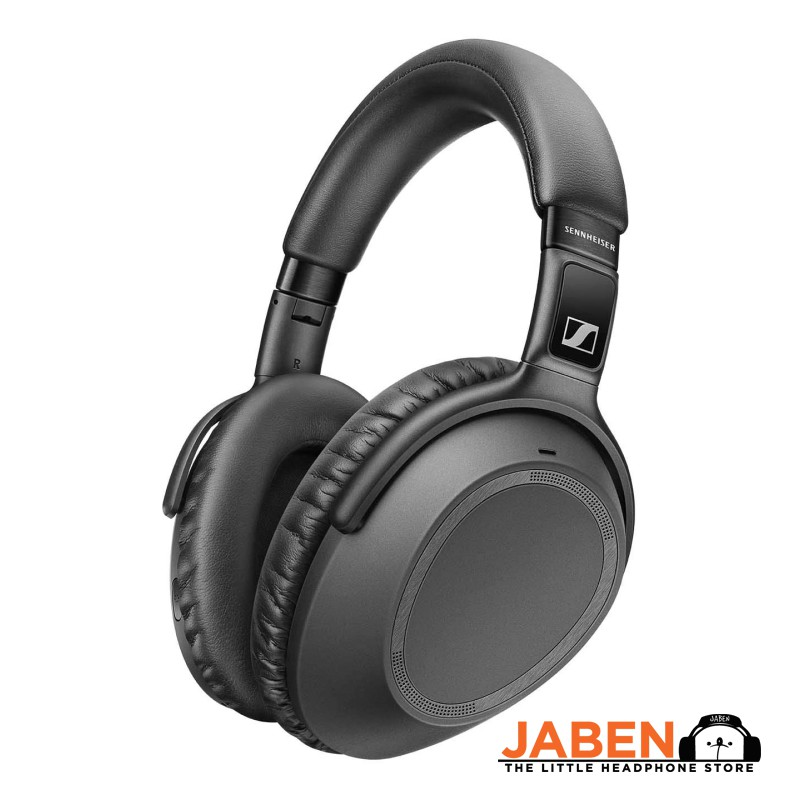 Sennheiser PXC 550-II Wireless Active Noise Cancelling Bluetooth Aux Cable App Closed Back Over-Ear Headphones [Jaben]
