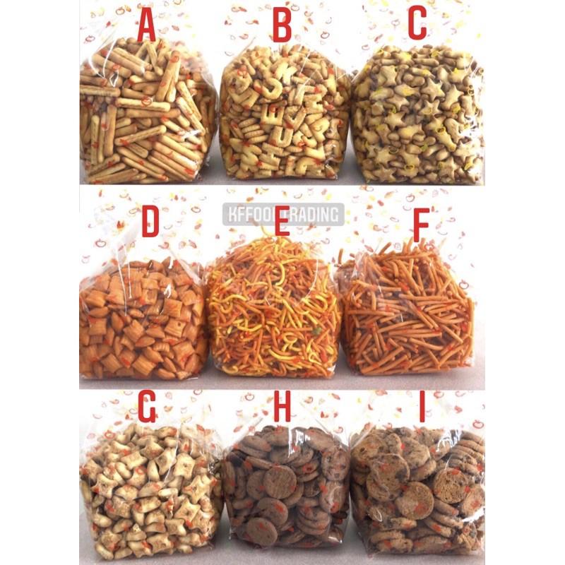 Biscuits Timbang murah murah 500gram