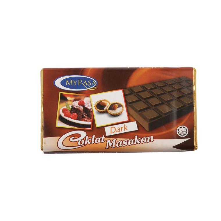 MyRasa Dark Cooking Chocolate (200g)