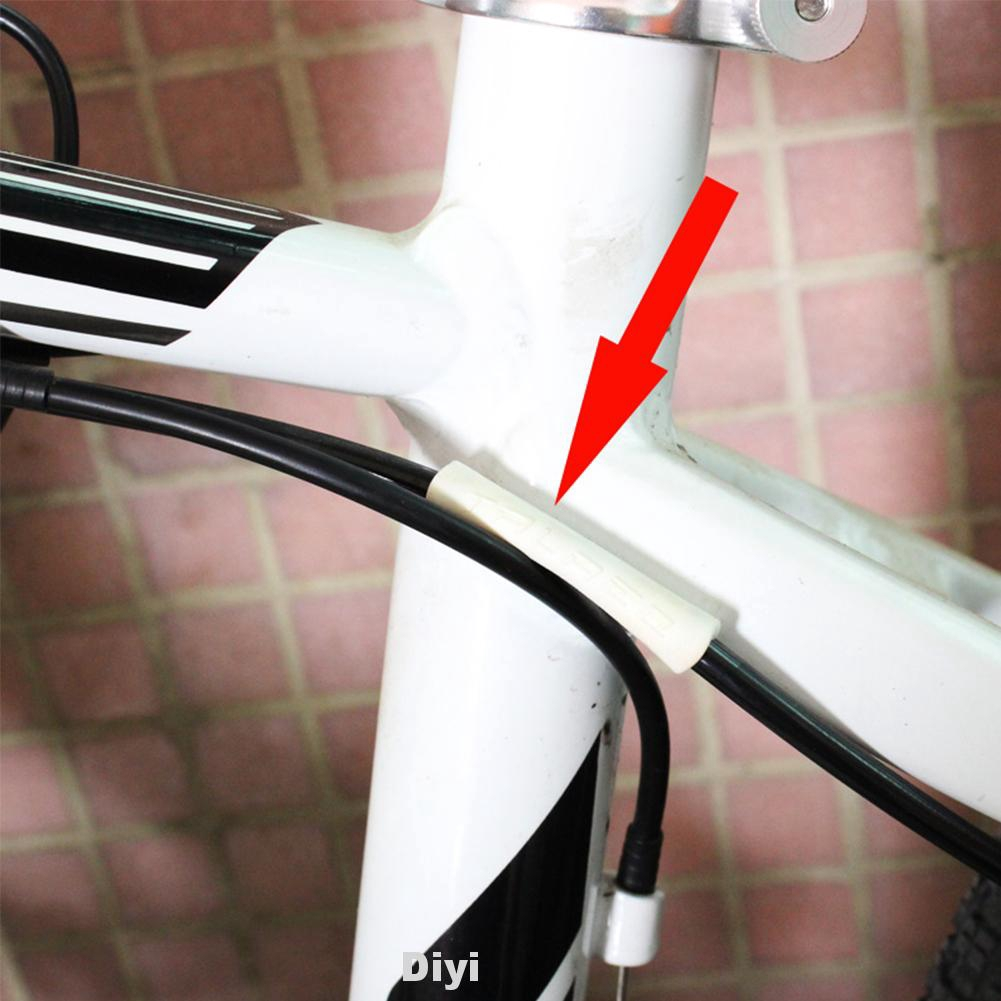 Bicycle Brake Cable protective Sleeve Pipe Derailleur Shift Bike Housing Cover