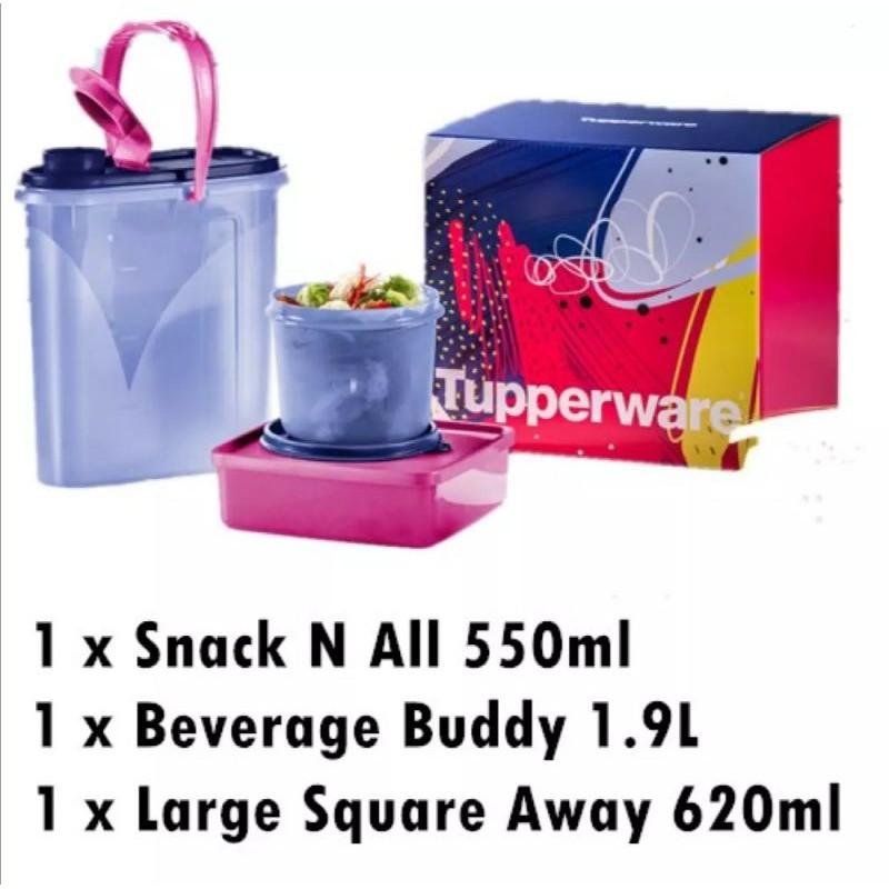 Tupperware Jolly Trio Set / Slim N Savvy Set or Loose