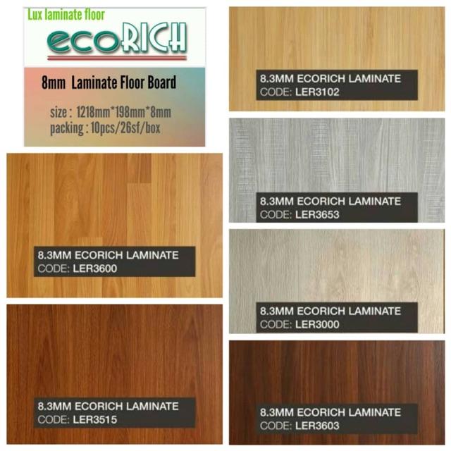 8mm Laminate Flooring Ready Stock, 8mm Laminate Flooring