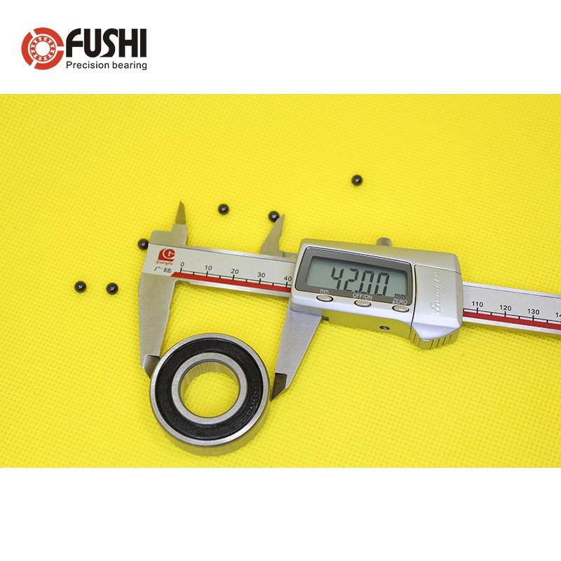 63802-2RS QTY 10 Hybrid Ceramic Ball Bearing Bearings 63802RS 15x24x7 mm