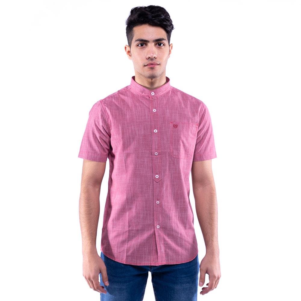 Rav Design 100% Cotton Woven Shirt Short Sleeve  RSS31403202