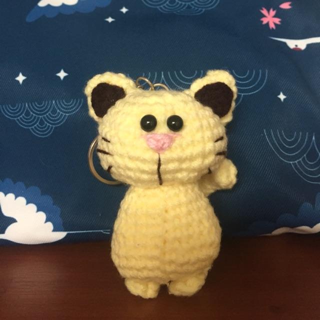 Nurse Kitty Cat, Amigurumi Crochet Pattern | 640x640