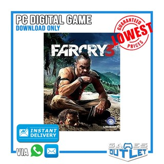 PC Far Cry 3 100% original | Shopee Malaysia