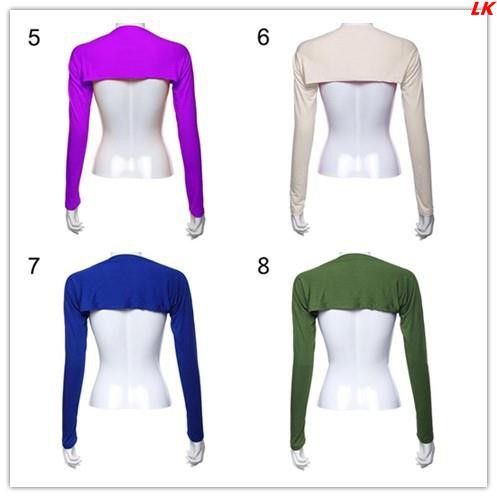 Womens Modal Cotton Hijab One Piece Shoulder Sleeve Arm Cover Apparel Accessories