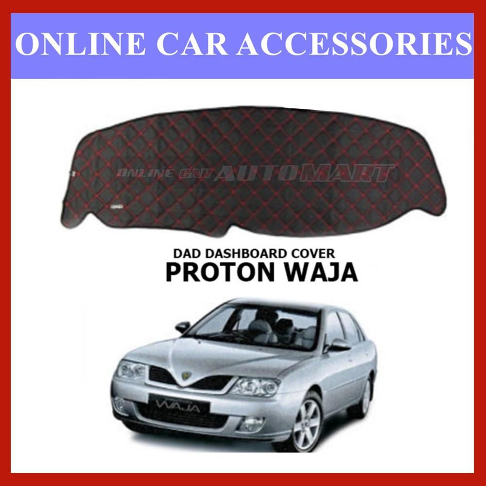 DAD Non Slip Car Dashboard Cover - Proton Waja