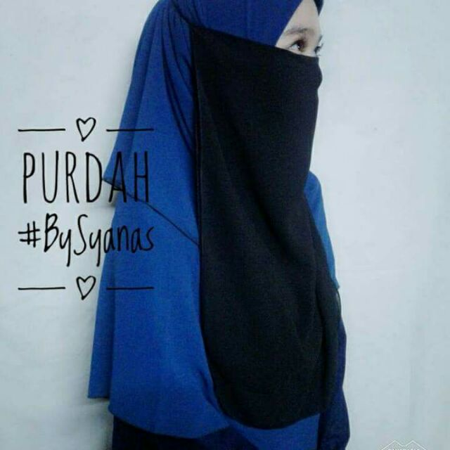 purdah shopee malaysia