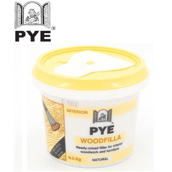 0.5 KG PYE Wood Filla / Wood Filler / Penampal Kayu