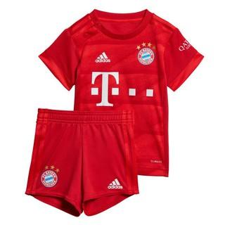 New Season 20192020 Bayern home kids football soccer kit jersey