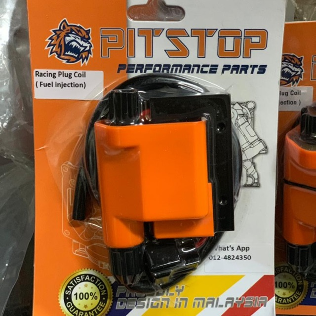 RACING PLUG COIL FUEL INJECTION PITSTOP