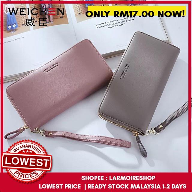 1f0d3228ec75 🇰🇷🇰🇷 Malaysia Ready Stock Korean Forever Young Women Long Purse