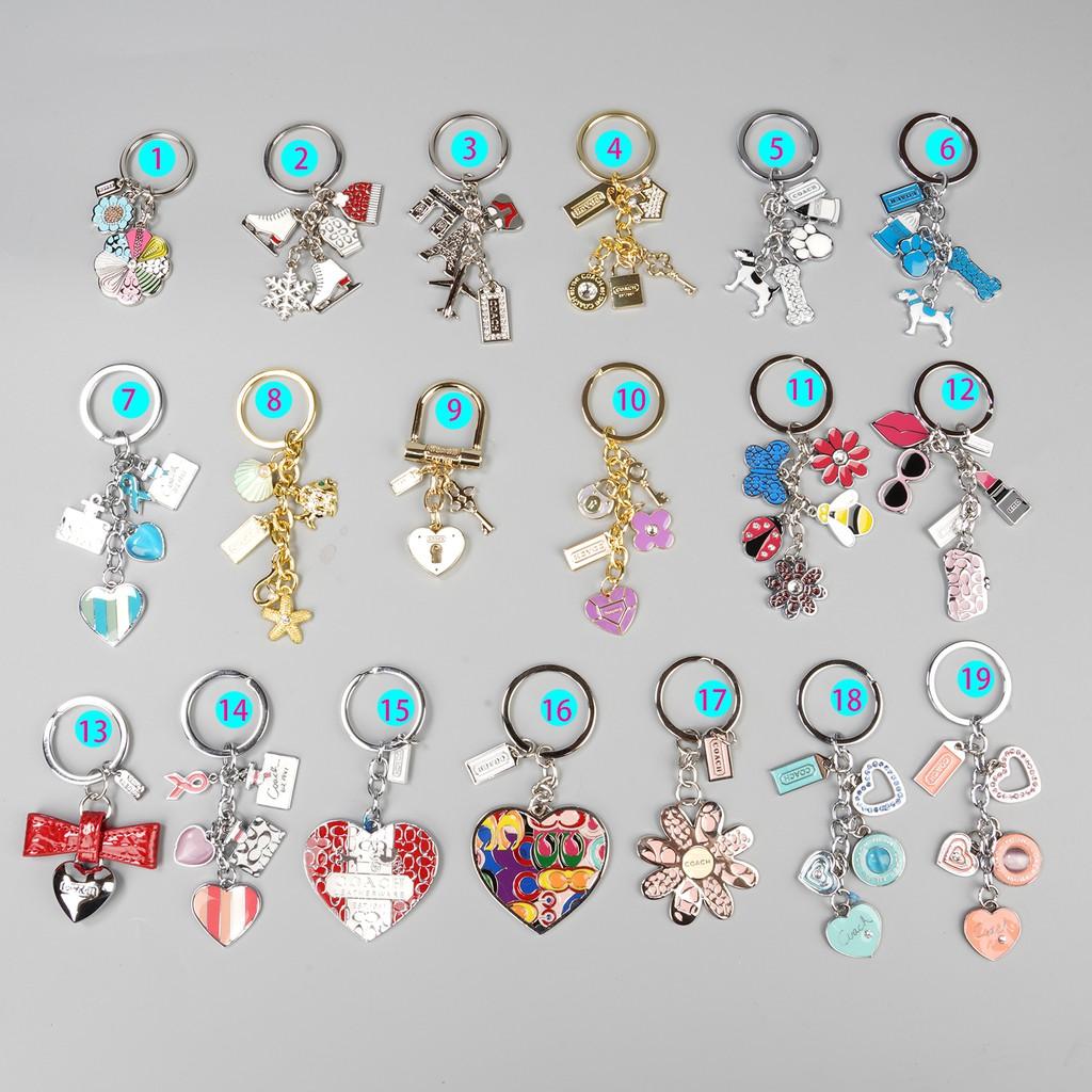 1pcs popular hot Van Gogh star fashion lanyard key ring pendant