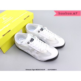 new products 4ecb3 1144b Onitsuka Tiger MEXICO 66 AP white Low tops men and women ...