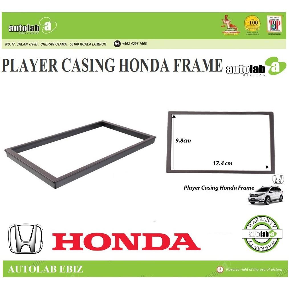 Player Casing Honda Frame Universal size