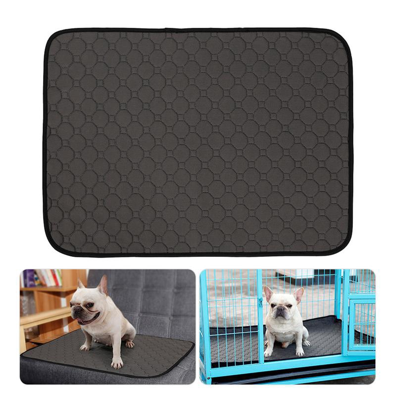 Washable Pee Pads for Dogs Anti-Slip Puppy Training Pad Reusable Dog Mat