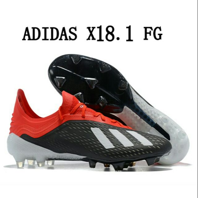 online store 81091 b2de2 READY STOCK!!! ADIDAS X18.1 FG - SOCCER SHOES KASUT BOLA