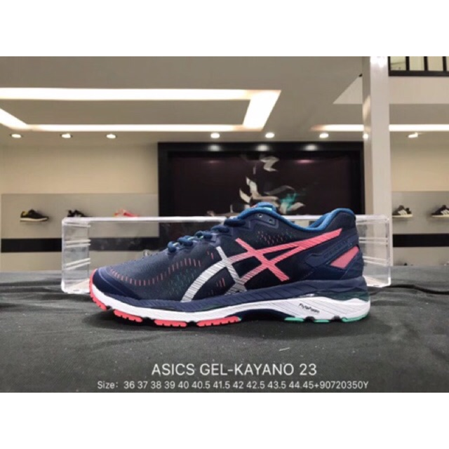 05ae1146d2a Original Asics GEL-KAYANO 25 Men Women Professional Sport Running Shoes |  Shopee Malaysia