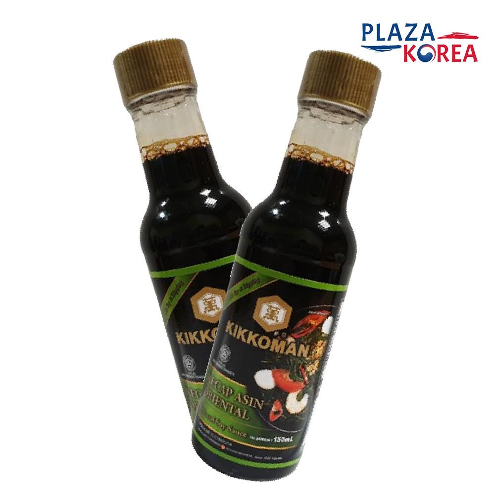 Kikkoman Oriental Soy Sauce 150 Ml Oriental Halal Soy Sauce Packaging Shopee Malaysia