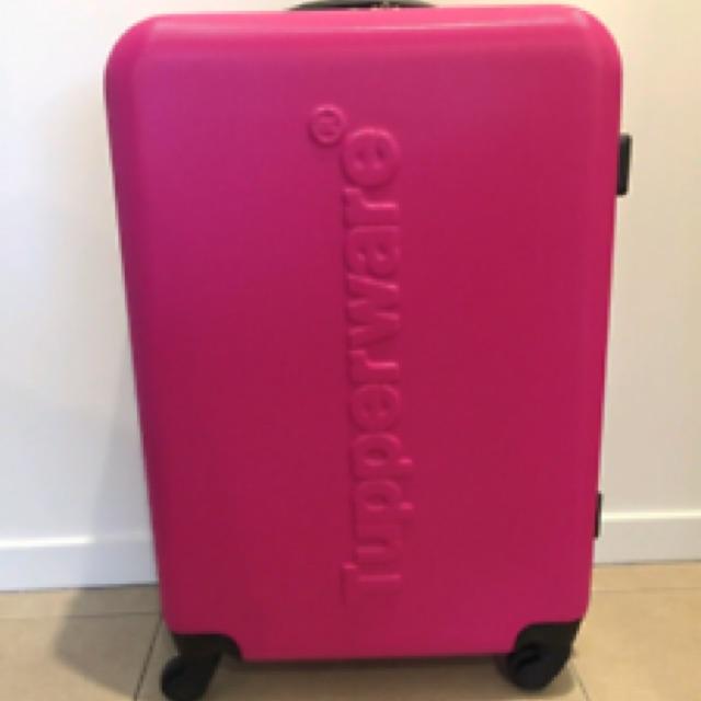 Tupperware Luggage Bag