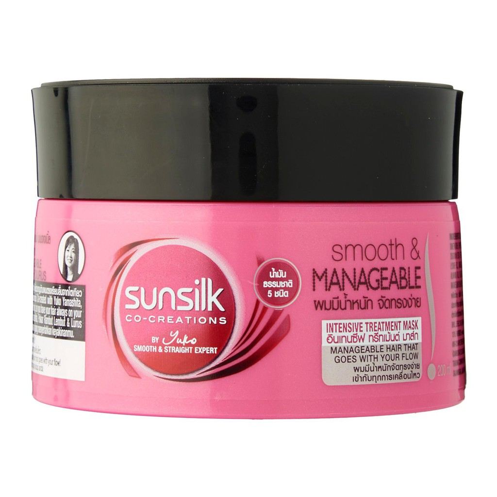 Sunsilk Smooth Manageable Shampoo Shopee Malaysia Twin Pack Shp Blk Shine Sd 170ml