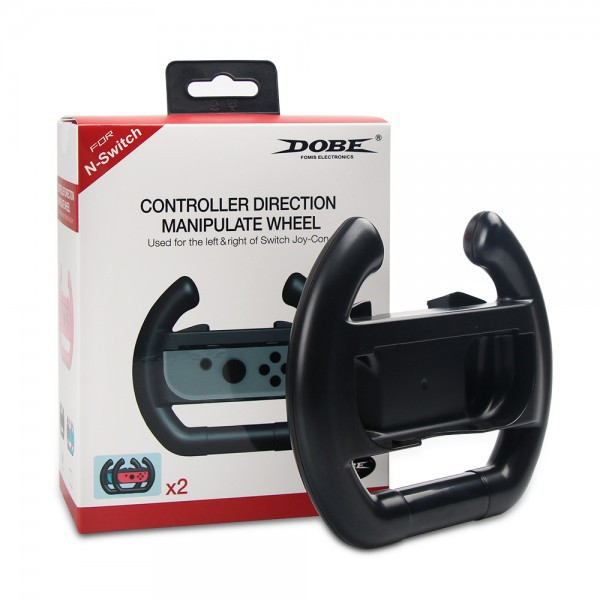 DOBE TNS 852 Racing Wheel Controller Kit for Nintendo Switch
