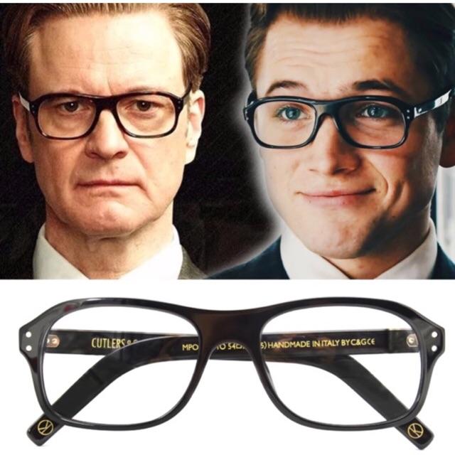 adc75f41d9 Kingsman Glasses Eyewear