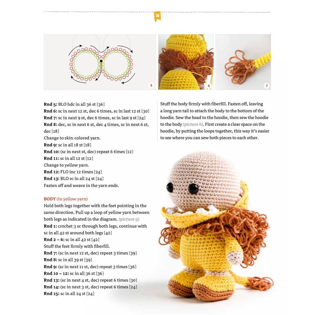 amigurumi-books - Super Cute Kawaii!! | 1024x1024